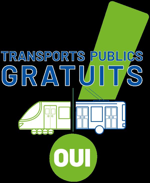 Logo Transports publics gratuits